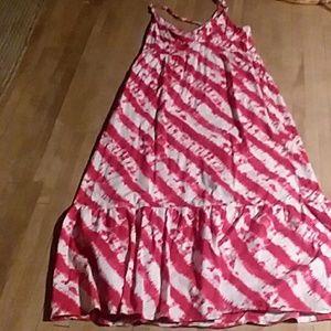 Calypso Tiidye Long Beach Dress